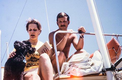 Iggy, Kathi, & Dick.
